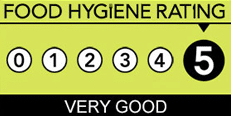 Food Hygiene Rating: Very Good, 5/5